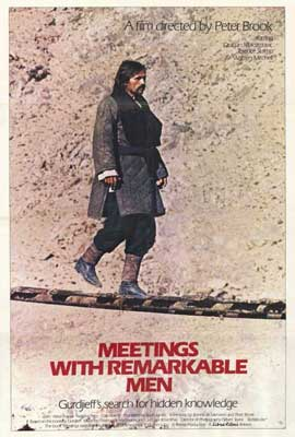 Meetings With Remarkable Men - 27 x 40 Movie Poster - Style A