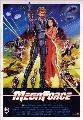 Megaforce - 27 x 40 Movie Poster - Spanish Style A