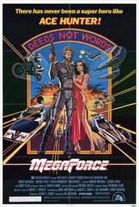 Megaforce - 27 x 40 Movie Poster - Style A