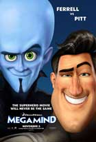 Megamind - 11 x 17 Movie Poster - Style C