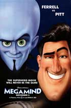 Megamind - 11 x 17 Movie Poster - Style D