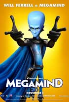 Megamind - 11 x 17 Movie Poster - Style E