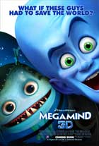 Megamind - 11 x 17 Movie Poster - Style M