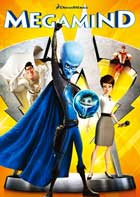 Megamind - 43 x 62 Movie Poster - Bus Shelter Style D
