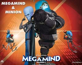 Megamind - 11 x 14 Movie Poster - Style G