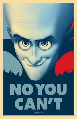 Megamind - 11 x 17 Movie Poster - Style O