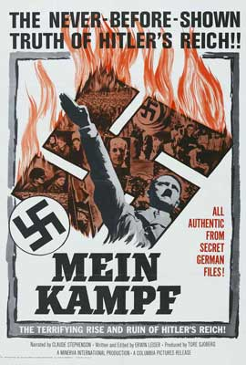 Mein Kampf - 27 x 40 Movie Poster - Style A
