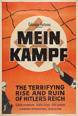 Mein Kampf - 11 x 17 Movie Poster - Style C