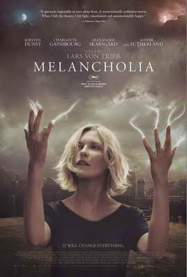 Melancholia - 27 x 40 Movie Poster - Style A