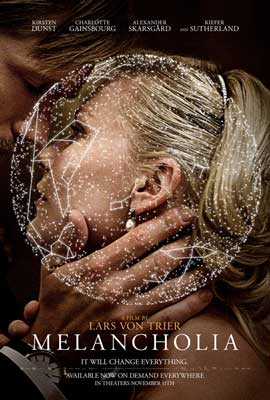 Melancholia - 11 x 17 Movie Poster - Style B