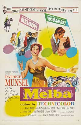 Melba - 11 x 17 Movie Poster - Style A