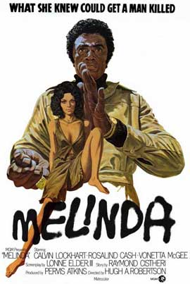Melinda - 11 x 17 Movie Poster - Style A