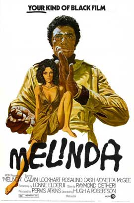 Melinda - 11 x 17 Movie Poster - Style B