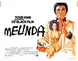 Melinda - 22 x 28 Movie Poster - Half Sheet Style A