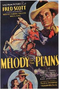 Melody of the Plains - 11 x 17 Movie Poster - Style A