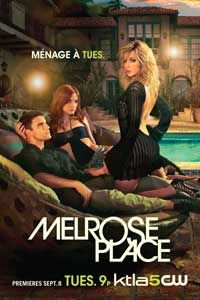 Melrose Place (TV) - 11 x 17 TV Poster - Style C