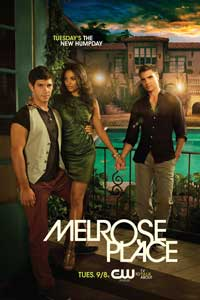 Melrose Place (TV) - 11 x 17 TV Poster - Style D