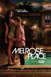 Melrose Place (TV) - 43 x 62 TV Poster - Style A