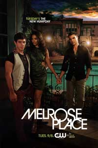 Melrose Place (TV) - 27 x 40 TV Poster - Style B