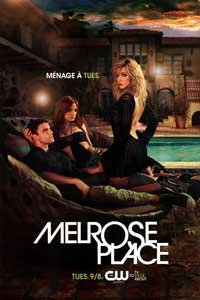 Melrose Place (TV) - 11 x 17 TV Poster - Style G