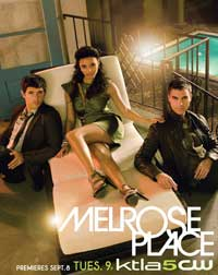 Melrose Place (TV) - 11 x 17 Movie Poster - Style K