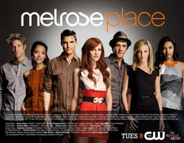 Melrose Place (TV) - 11 x 14 TV Poster - Style A