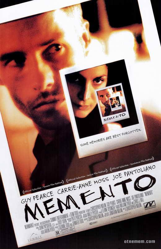 Memento Christopher Nolan