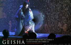 Memoirs of a Geisha - 11 x 17 Movie Poster - Style J