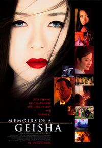 Memoirs of a Geisha - 43 x 62 Movie Poster - Bus Shelter Style A
