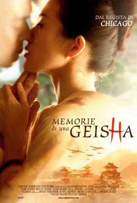 Memoirs of a Geisha - 11 x 17 Movie Poster - Italian Style A