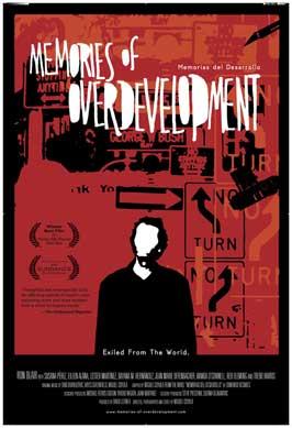 Memorias del desarrollo - 43 x 62 Movie Poster - Bus Shelter Style A