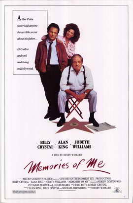 Memories of Me - 27 x 40 Movie Poster - Style A