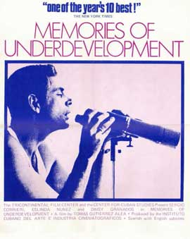 Memories of Underdevelopment - 11 x 17 Movie Poster - Style A