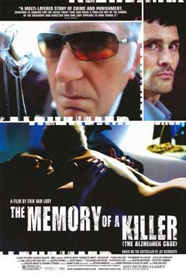 Memory of a Killer - 11 x 17 Movie Poster - Style A