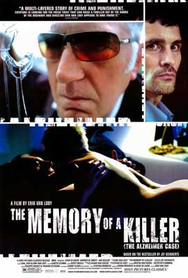 Memory of a Killer - 27 x 40 Movie Poster - Style A