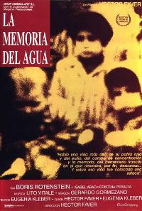 Memory of Water - 11 x 17 Movie Poster - Spanish Style A