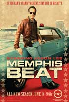 Memphis Beat (TV) - 11 x 17 TV Poster - Style B
