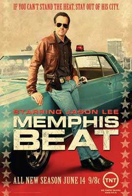 Memphis Beat (TV) - 11 x 17 TV Poster - Style B