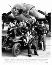 Memphis Belle - 8 x 10 B&W Photo #1