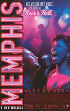 Memphis (Broadway) - 14 x 22 Poster - Heavy Stock
