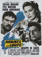 Men and Wolves - 11 x 17 Movie Poster - French Style A