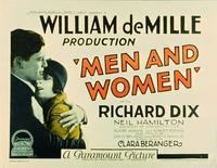 Men and Women - 11 x 14 Movie Poster - Style D