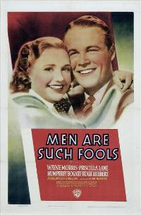 Men Are Such Fools - 27 x 40 Movie Poster - Style A
