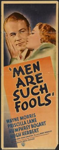 Men Are Such Fools - 14 x 36 Movie Poster - Insert Style A