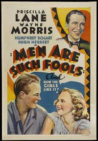 Men Are Such Fools - 27 x 40 Movie Poster - Style B