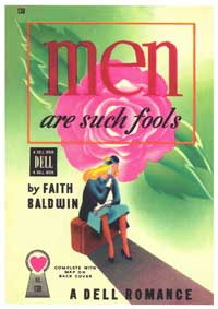 Men are Such Fools - 11 x 17 Retro Book Cover Poster