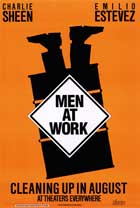 Men at Work - 11 x 17 Movie Poster - Style B