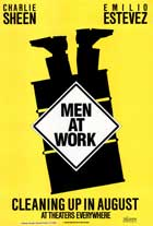 Men at Work - 27 x 40 Movie Poster - Style B