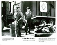 Men at Work - 8 x 10 B&W Photo #5