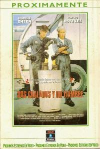 Men at Work - 27 x 40 Movie Poster - Spanish Style B